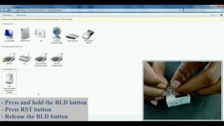 """How to program """"oblu"""" via USB"""