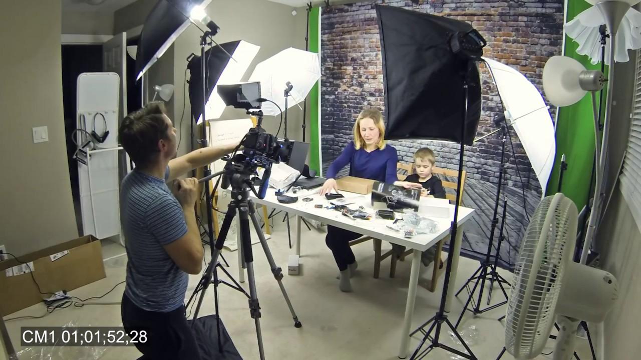 Studio Setup for Youtube 2 - YouTube - photo#18