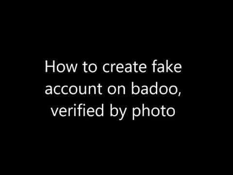 Verification badoo photo Category: Bypass