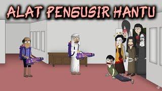 Pemburu Hantu Rumah Kosong - Animasi Horor Kartun Lucu - WargaNet Life