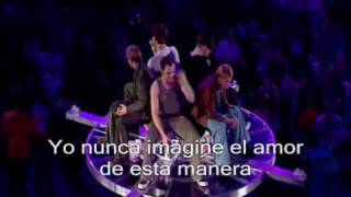 Westlife - Written In The Stars (Subtitulado)
