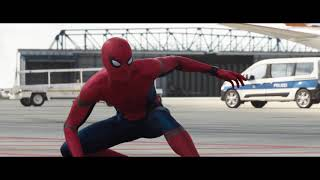 The Civil War Airport Scene But It's Set To Jellyfish Jam Extended Hd