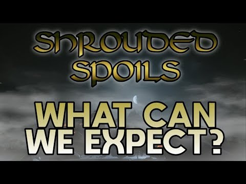 SHROUDED SPOILS // SEA OF THIEVES - What can we expect to sea?