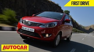 2014 Tata Bolt 1.2 Revotron Turbocharged Petrol Engine | First Drive Video Review | Autocar India