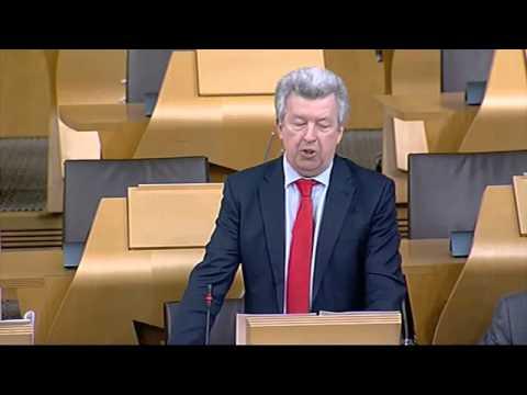 Portfolio Questions - Scottish Parliament: 6th March 2013