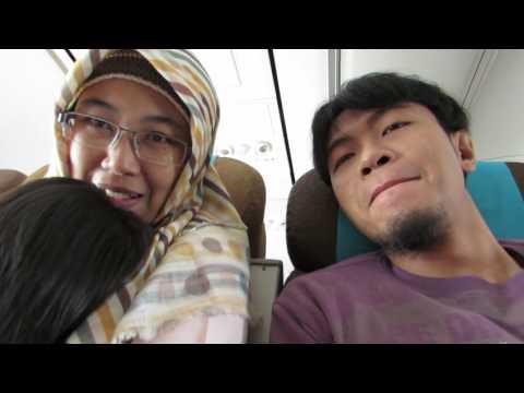 Garuda Indonesia – GA 104 landed at Sultan Mahmud Badaruddin II Airport - Palembang