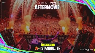 Life In Color - BIG BANG - Istanbul, Turkey - 08.01.15 - Official Aftermovie