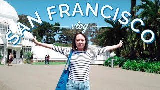 Visiting My DREAM City – San Francisco Vlog (Shot on Osmo Pocket)