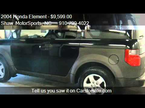 2004 Honda Element EX 4WD AT - for sale in Wilmington, NC 28
