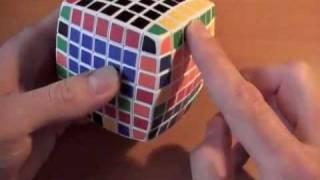 Как собрать кубик 7х7. ч.3/4. Спаривание реберных кубиков
