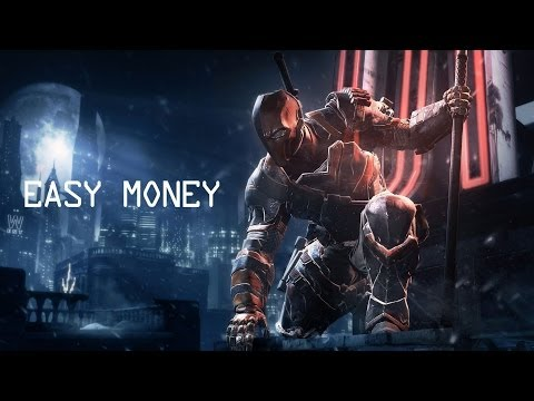 Batman Arkham Origins: Deadstroke Mission: Gotham Merchant Bank: Easy Money