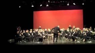 concertband da capo Wichelen 27 maart 2011, Berlare, prov. concours.