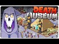 GRIM REAPER TRAPS in the MUSEUM! - DEATH COMING Gameplay