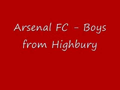 Arsenal - Boys from Highbury
