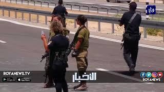 محاولات قانونية وشعبية لإفشال قرار هدم وإخلاء  تجمع الخان الأحمر البدوي - (11-7-2018)