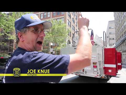 Behind The Uniform: A Look Inside the Cincinnati Fire Department