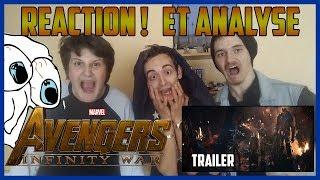 RÉACTION !! ET ANALYSE !! DU TRAILER 2 D