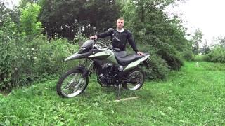 Обзор мотоцикла Racer Ranger 200 | Китаец в японском костюме