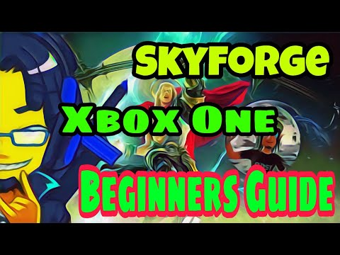 Skyforge Xbox One - Beginners Guide - What You Need To Know Starting Out