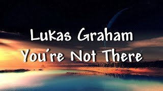 Lukas Graham - You're Not There - Lyrics