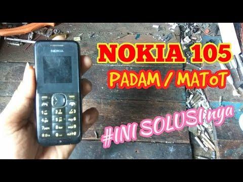 Nokia 1200 Mati total no power || Edisi HP Rongsokan ||.