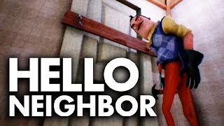 Hello Neighbor - Alpha 2 Story Gameplay Trailer