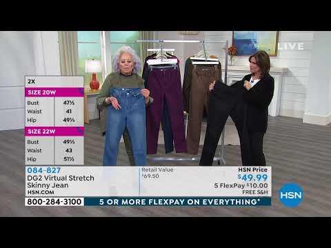 HSN | Diane Gilman Fashions 09.14.2019 - 02 PM