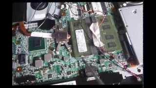 Notebook ultra Thin n325, Carrega a bateria mas não liga, Resolvido !