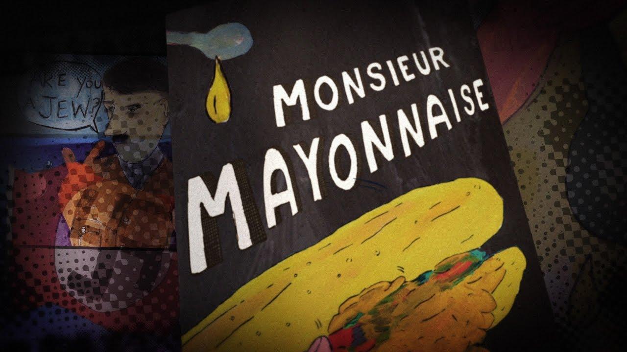 Monsieur Mayonnaise ile ilgili görsel sonucu