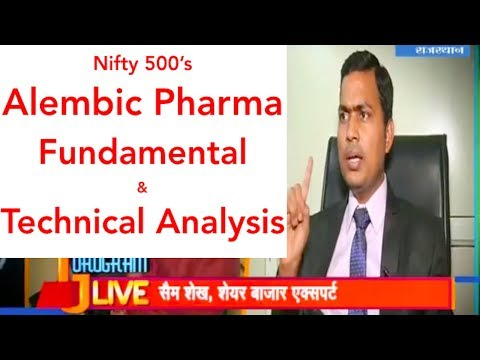 #Alembic  Alembic Pharmaceuticals Ltd Nifty Top 500 Stock Analysis   Fairstock   Shams Sheikh