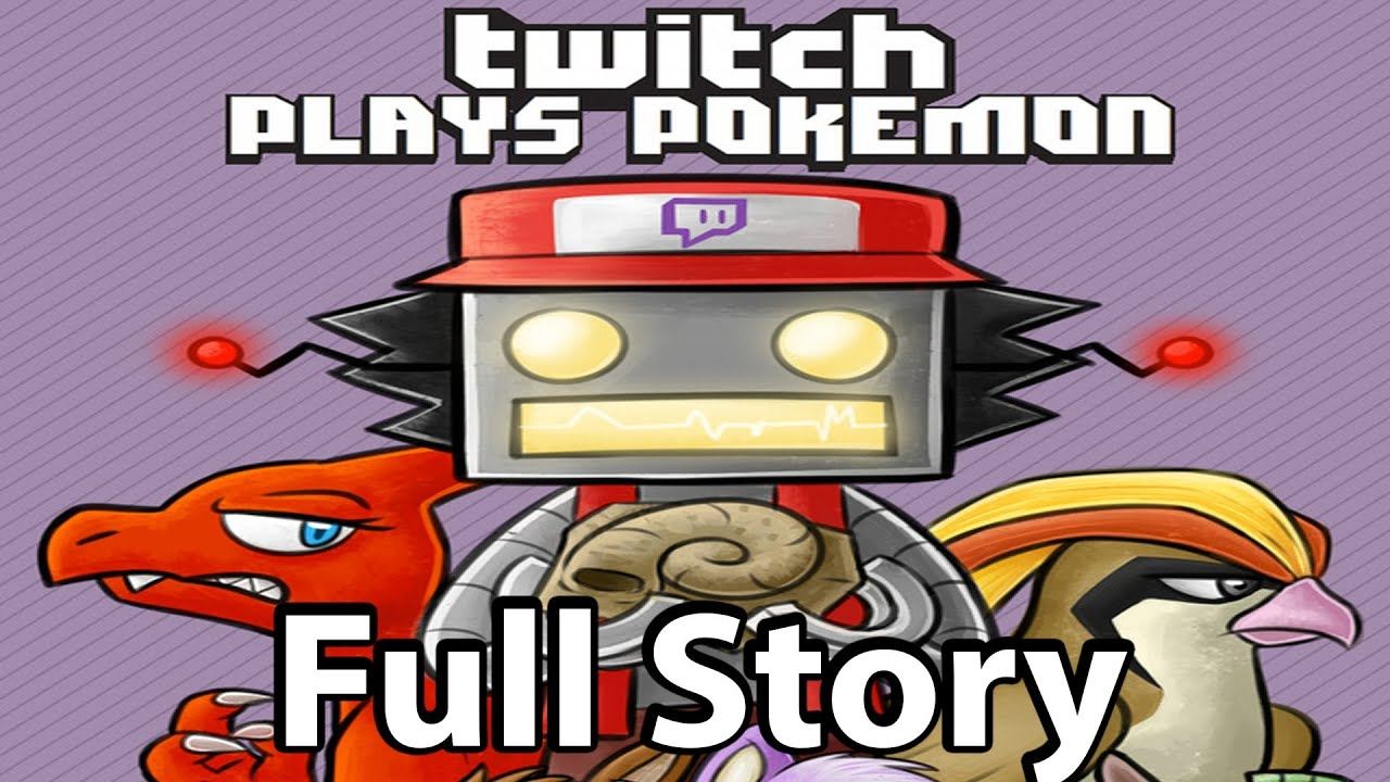 The creator of Twitch Plays Pokémon steps down following