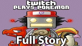 The Complete History Of 'Twitch Plays Pokemon' ('Highlights' and Backstory)