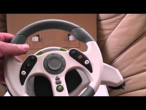 Madcatz Mc2 Xbox 360 Racing Wheel Review Doovi