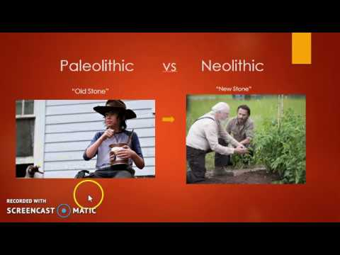 Zick & Cook's FCV #2: Early Civilizations/Paleolithic & Neolithic Eras