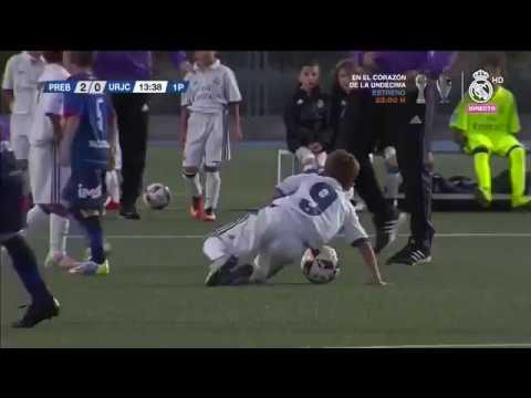 Real Madrid - C.D.Móstoles U.R.J.C (Prebenjamín)