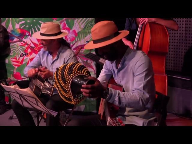 Souvenirs de France - été 2019 - Le trio cubain