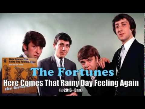The Fortunes - Here Comes That Rainy Day Feeling Again (Karaoke)