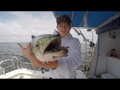 The Biggest Spanish Mackerel Our GUIDES have EVER SEEN - South Carolina Offshore Fishing