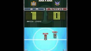 Inazuma Eleven 2 Blizzard - Raimon vs Genesis