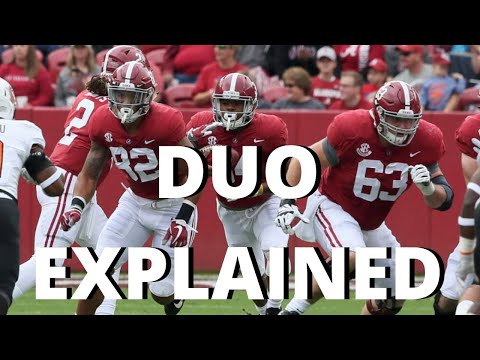 What Is Duo In Football? Difference Between Inside Zone & Duo Explained