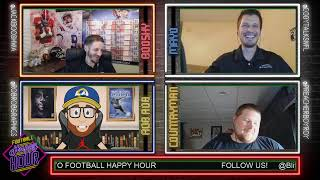 Football Happy Hour ep. 13