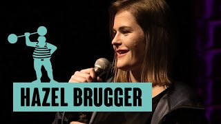 Hazel Brugger - Scham und der kleine Tod