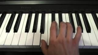 Stereo Love (Piano Tutorial, How to Play) Edward Maya & Vika J…