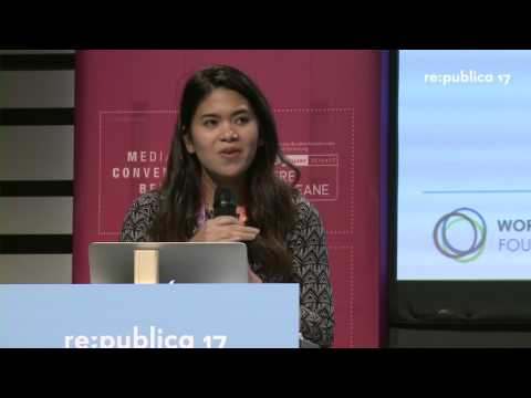 re:publica 2017 - Alternative narratives: telling stories through open data on YouTube