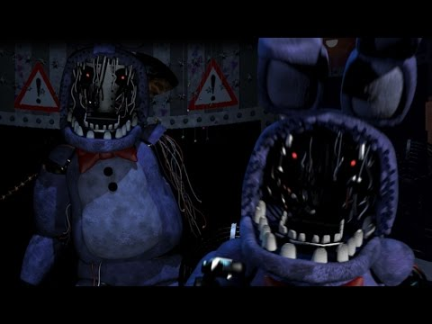 WE FACE OLD BONNIE!   Five Nights At Freddy's 2  (Part 3)