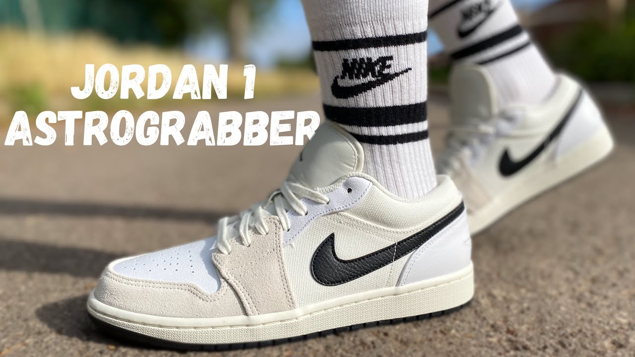 BUY THESE INSTEAD!? | JORDAN 1 LOW ASTROGRABBER REVIEW & ON FOOT