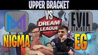 Nigma vs Evil Geniuses | Bo3 | UB DreamLeague 13 The Leipzig Major | DOTA 2 LIVE | NO CASTER