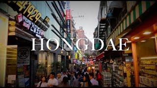 Seoul Trip 2018: Hongdae