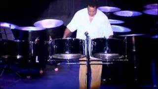 Robert Greenidge Steel Pan Solo