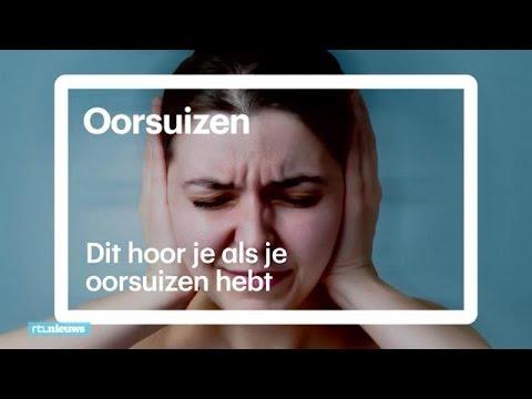 Door merg en been: zo voelt oorsuizen - RTL NIEUWS